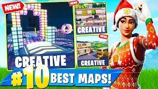 Best creative maps fortnite