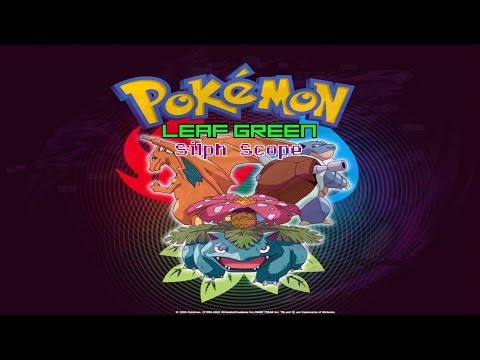 How To Get the Silph Scope Pokemon Leaf Green Walkthrough