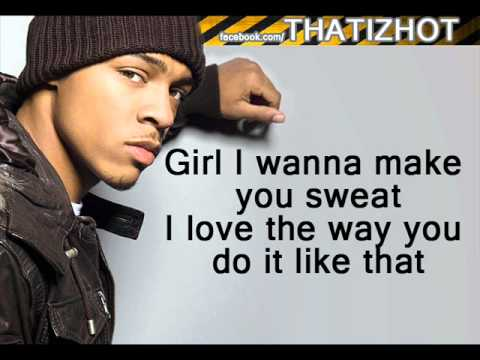 Bow Wow ft. Lil Wayne - Sweat (lyrics on screen)