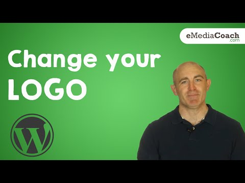 How to Change the Logo on your Business Website (WordPress)