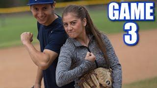 SERIOUS BUSINESS! | On-Season Softball Series | Game 3