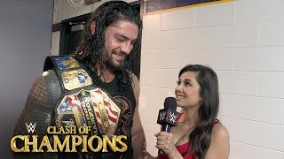Roman Reigns admits to being in a rut: Sept. 25, 2016
