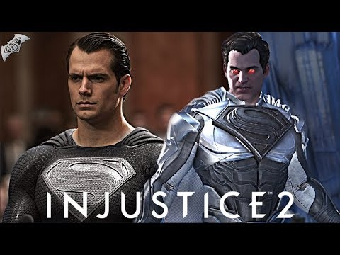 Injustice 2 Online - EPIC BLACK SUIT SUPERMAN!