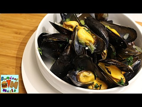 EASY MUSSELS RECIPE