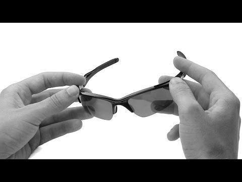 Oakley Half Jacket 2.0 XL Lens Replacement & Installation Instructions