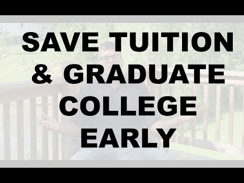How to Save Tuition Money and Graduate Early from College   That Indian Guy