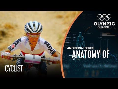 Anatomy of a Cyclist: The Incredible Stamina of Jolanda Neff