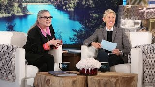 Carrie Fishing for Answers with Carrie Fisher