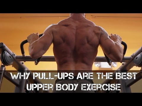 Pull-Ups: The Ultimate Upper Body Exercise- Thomas DeLauer