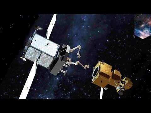 Space robot: NASA to launch autonomous satellite repair robot Restore-L in summer 2020 - TomoNews
