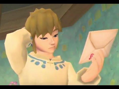 Game Night Adventures: The Legend of Zelda - Skyward Sword - Part 1