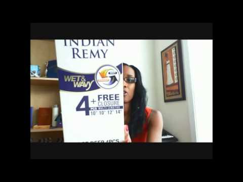 Rain Indian Remy Hair Review