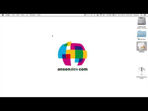 Mac OS X Error - App