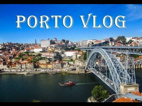 Porto - magnificent city! SergioVlogs