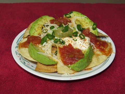 How to Make Easy Baked Corn Tortilla Chips in the Toaster Oven~Great for Dipping or Nachos