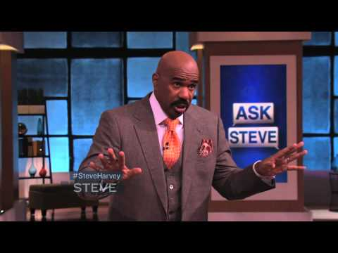 Ask Steve - Where can I find a good man?
