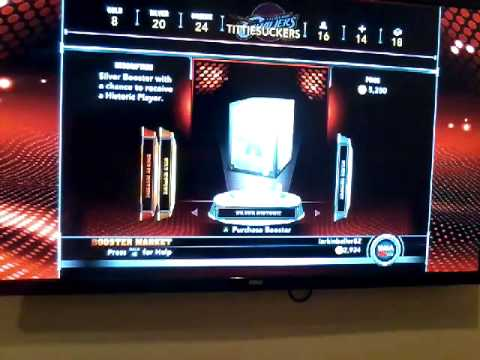 NBA 2K15 MY TEAM EASY VC-XBOX 360 XBOX ONE PS3 PS4