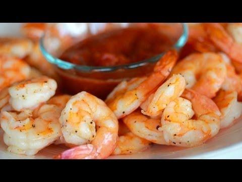 How To Make Roasted Shrimp Cocktail