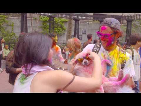 NYC Bhangra Dance Company - Holi Hai: Call For Artist