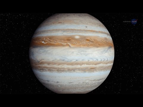 ScienceCasts: An All-Nighter with Planet Jupiter