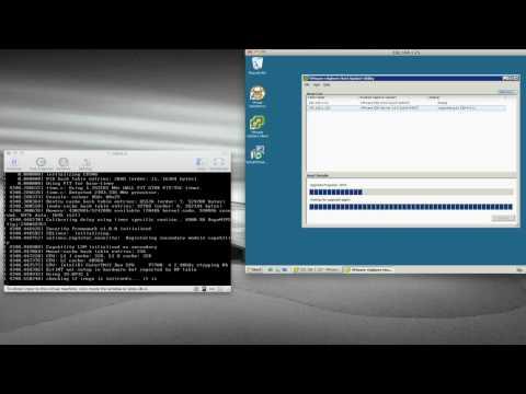 Upgrade ESX 3.5 to vSphere 4