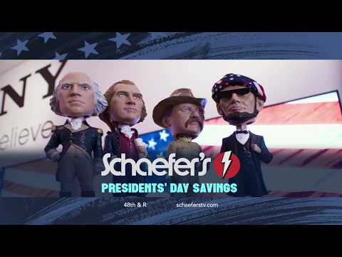 Presidents' Day Event at Schaefer's- Whirlpool Appliances