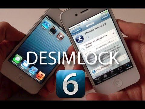 Ultrasn0w iOS 6 : Desimlock pour iPhone 4 et iPhone 3GS [Tutoriel complet]