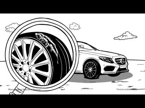 Mercedes-Benz Service Malaysia - Tyre & Rim