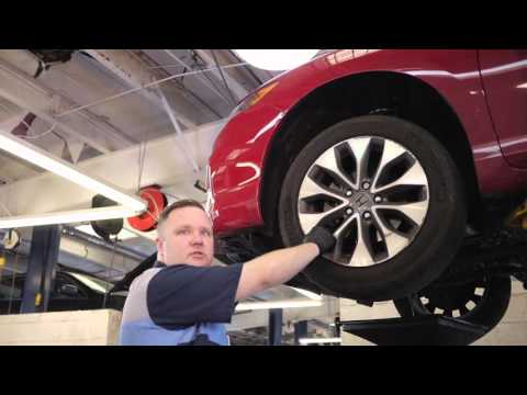 Why use a Honda Dealer for a Oil Change