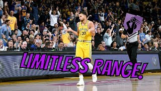 10 NBA Players With LIMITLESS RANGE!
