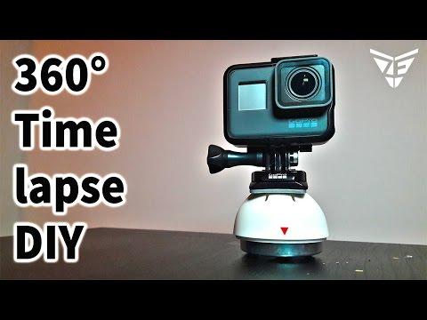 360° Time-Lapse Hack for GoPro (Egg Timer)