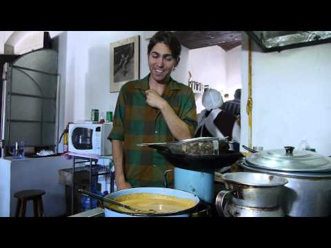 Learn to make an authentic Almond Mole with Chicken! Grandma's Cookin Episode 1- Oaxaca Mexico