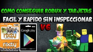 How to get ROBUX with Rixty  | Daikhlo