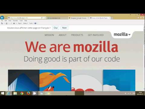 Fixit Secure browsing with Chrome and Firefox on Windows XP