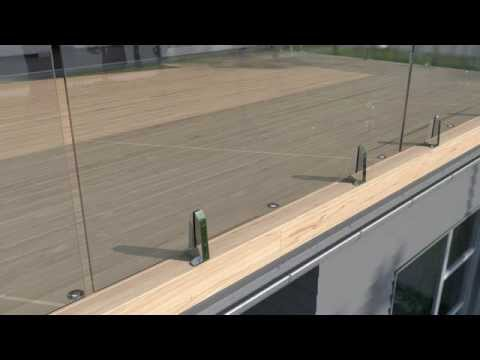 Glass Vice® | Floating Deck Solution