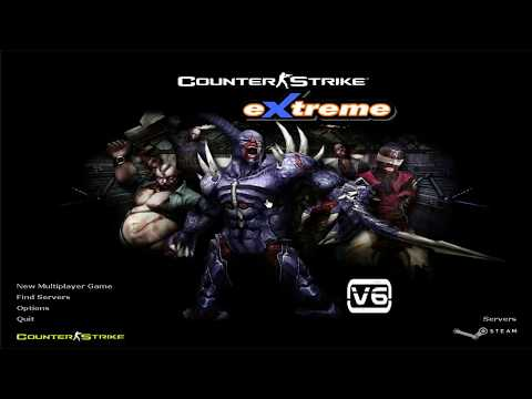 Cara Menginstall Game Counter Strike Extreme v6