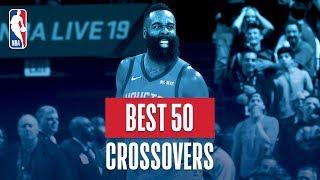 NBA's Best 50 Crossovers | 2018-19 NBA Regular Season