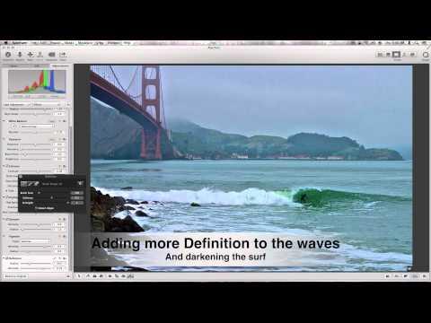 Golden Gate Surfer Edit in Aperture