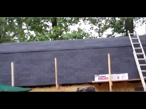 Project 'Mega Shed' Part 10: The Roof