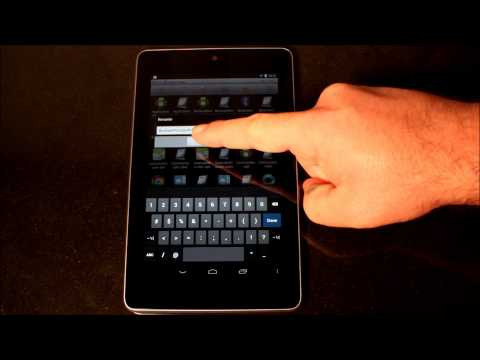 How to Install Flash on the Google Nexus 7 Tablet