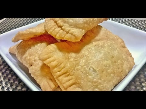 How to prepare my Ghanaian Fried Fish Pies Recipe: Step by Step and Detailed