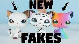 LPS~NEW FAKE LPS?! (Unboxing and Reviewing)