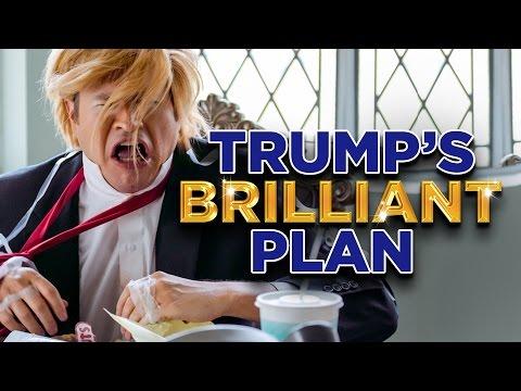 Trump's Brilliant Strategy