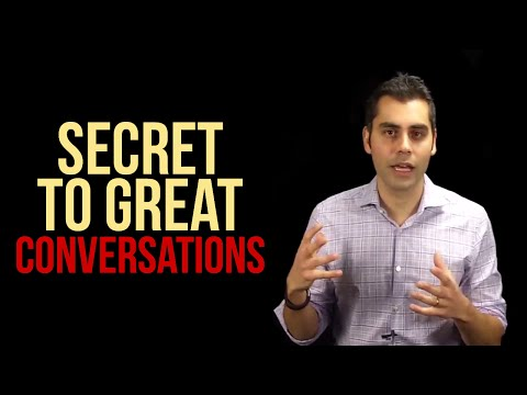 Confident Conversations  -Secret To Social Power And Confidence