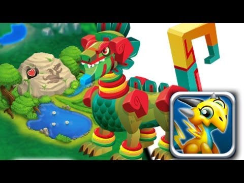 How to breed Aztec Dragon 100% Real! Dragon City Mobile! wbangcaHD!