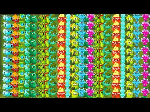 New Plants New Costume Chinese Version Primal Plants vs Zombies 2 Ultimate Power PVZ 2