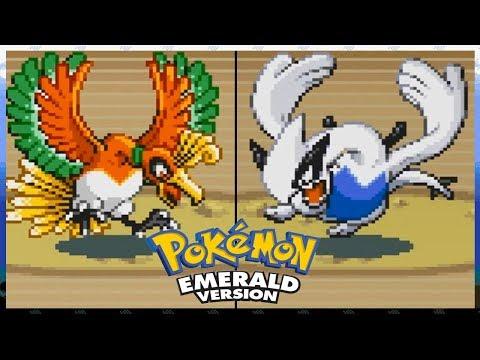 Pokémon Emerald - Como pegar acionar o evento de Ho oh e Lugia +Cheat