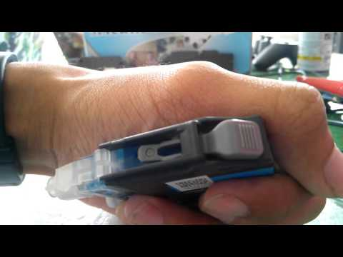 How to refill brother cl535xl cartridges ( no refill kit needed )