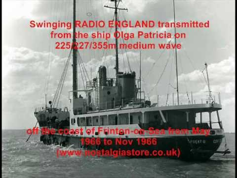 1960's Offshore Pirate Radio Stations
