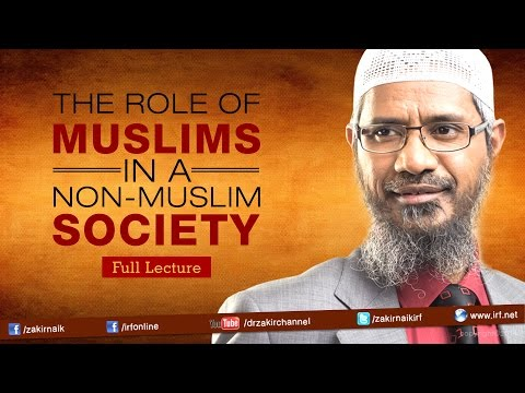 Most common questions asked by non muslims zakir naik